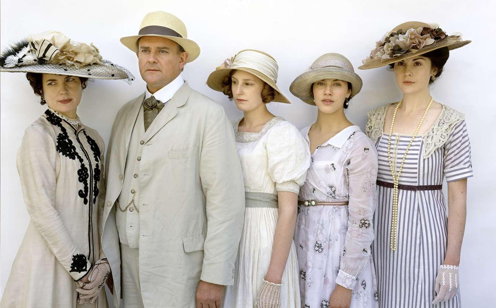 Downton Abbey Sarja