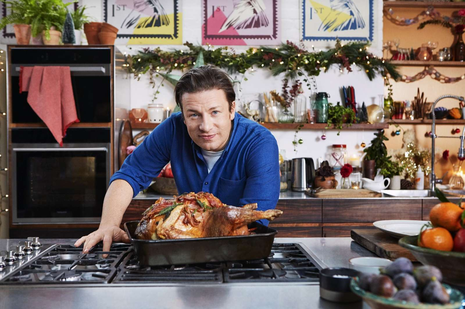 Jamie Oliver Lapset