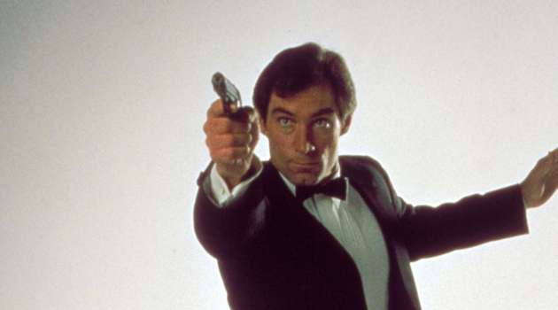 James Bond Lupa Tappaa