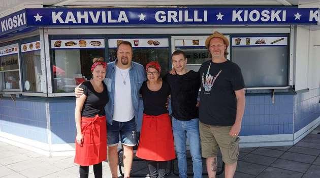 Grillit Huurussa Vantaa
